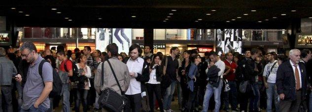 Stazione Termini - Niccolò Berretta