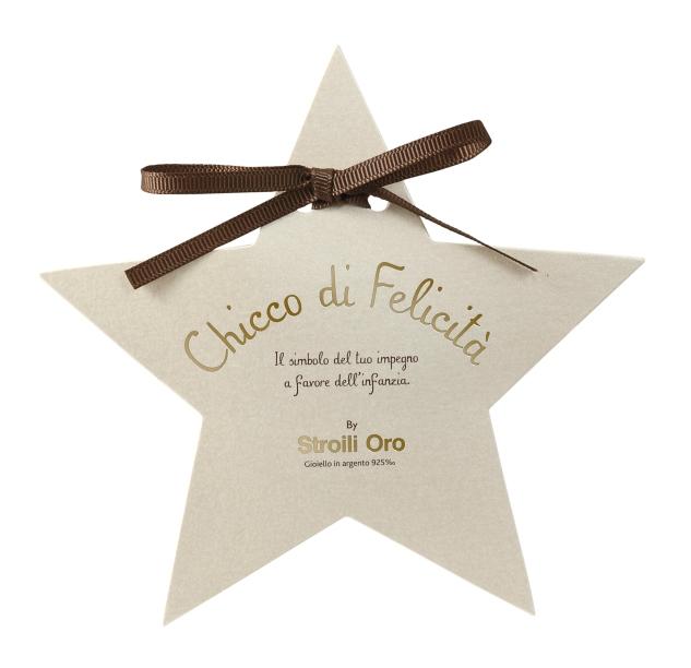 Chicco di Felicità Christmas by Stroili Oro