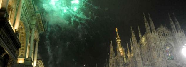 Capodanno 2014 in Piazza Duomo