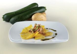 La Sfoglia - tortelli di zucchine e patate