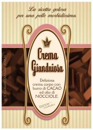 Neve Cosmetics - Crema Gianduiosa