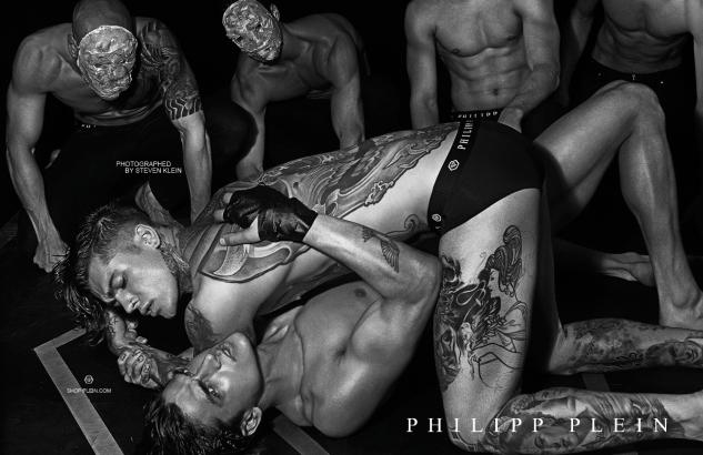PHILIPP PLEIN Underwear 2014_1