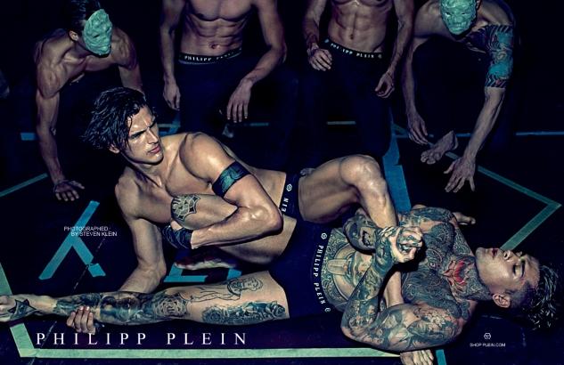 PHILIPP PLEIN Underwear 2014_2