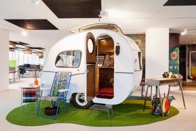 Google - Office - Amsterdam