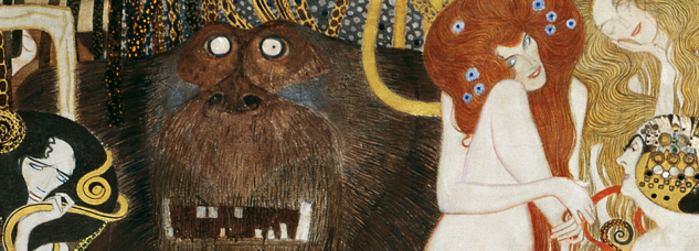 Gustav Klimt – Fregio di Beethoven