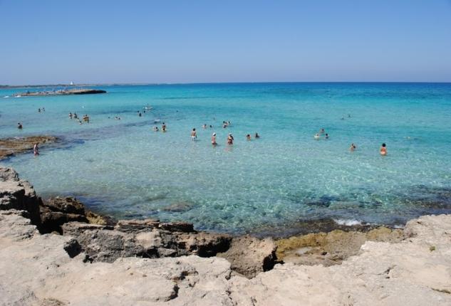 Punta dell Suina - Gallipoli