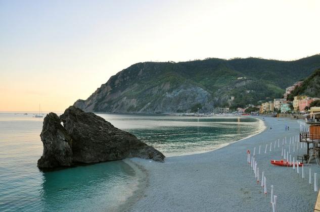 Spiaggia di Fegina - Monterosso