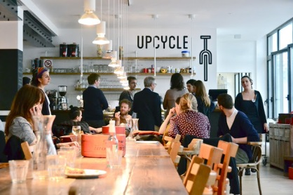 Upcycle Milano Bike Cafè
