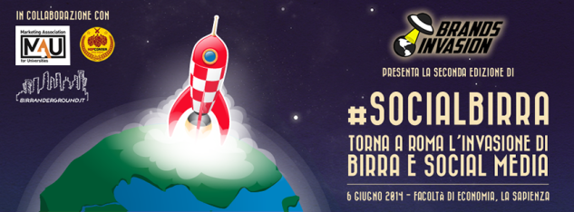 Brands Invasion - #Socialbirra
