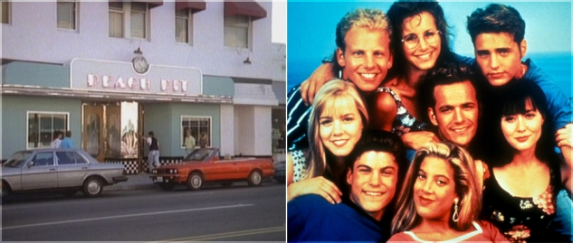 Beverly Hills 90210 - Peach Pit