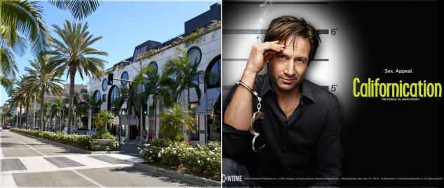 Californication - Rodeo Drive