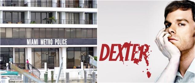 Dexter - Miami Metro Police Station
