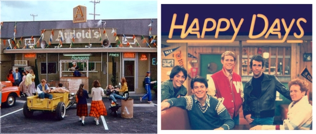 Happy Days - Arnold's