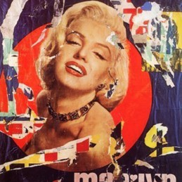 I decollage di Mimmo Rotella