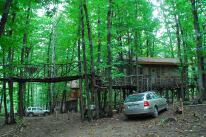 Il villaggio arboricolo tra i Monti Pelati 2