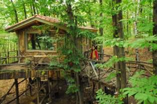Il villaggio arboricolo tra i Monti Pelati 4