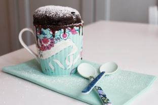 Mug cake al cioccolato - Life and The City