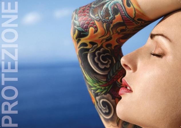 Tattoo  Defender - Protezione
