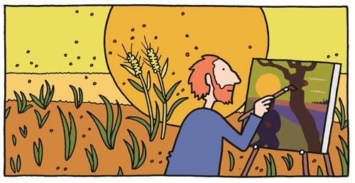 Vincent di Barbara Stok 4 | likemimagazine