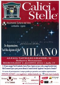 Calici di Stelle - Milano