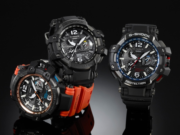G-SHOCK - GPW-1000 Collection
