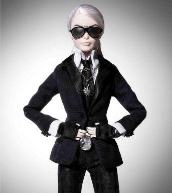 La Barbie di Karl Lagerfeld