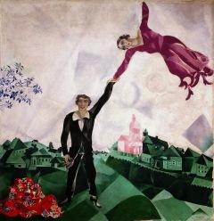 Marc Chagall. Una retrospettiva 1908-1985 1