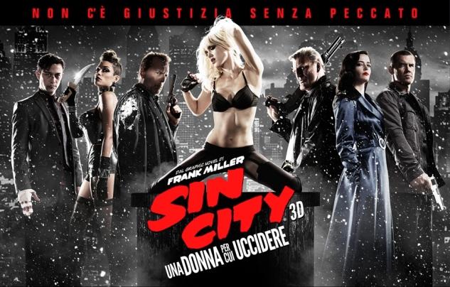Sin City - Una donna per cui uccidere _ Robert Rodríguez Frank Miller