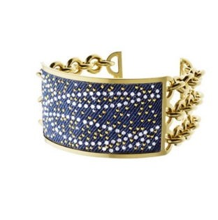 Bling Bling Denim - Bracciale