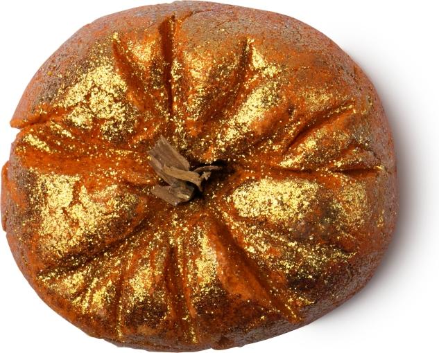 Lush - Sparkly Pumpkin