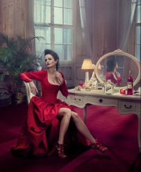 Calendario Campari 2015 - Eva Green 2
