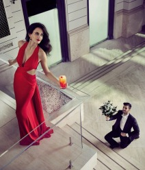 Calendario Campari 2015 - Eva Green 3