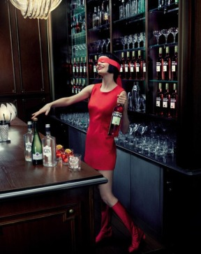 Calendario Campari 2015 - Eva Green 4