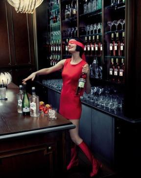 Calendario Campari 2015 - Eva Green 4