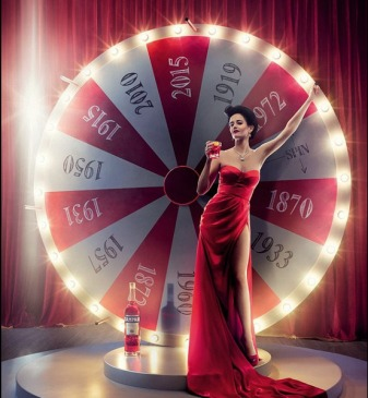 Calendario Campari 2015 - Eva Green 5