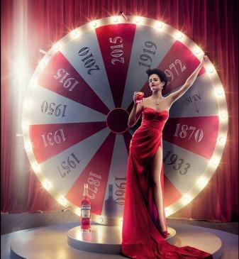 Calendario Campari 2015 - Eva Green 5