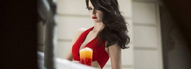Calendario Campari 2015 - Eva Green