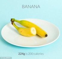 Calorific - Banana