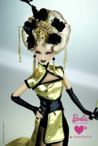 Barbie Oriental Obsession 2