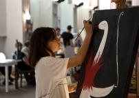 Mostrami - Live painting