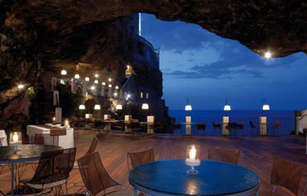 Sotto Grotta Palazzese
