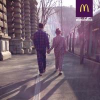 Da McDonalds' in pigiama 3