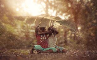 Adrian McDonald - Rain Rain Go Away (Semi-Conceptualized)