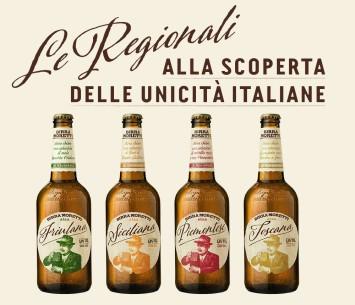 Birra Moretti - Le Regionali