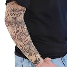 fake sleeve tattoo 2