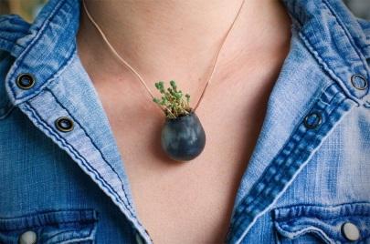 Wearable Planters - Colleen Jordan 1