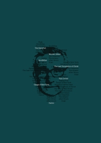 Cult Directors Portraits - Martin Scorsese
