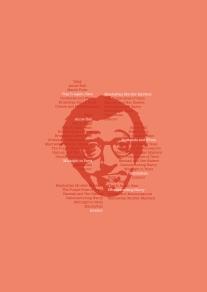 Cult Directors Portraits - Woody Allen