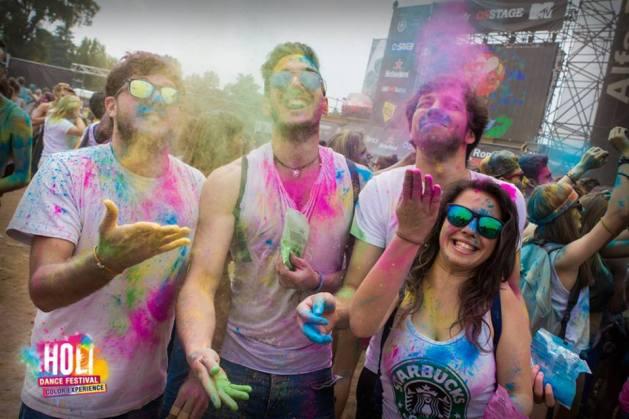 Holi Dance Festival - Color Experience
