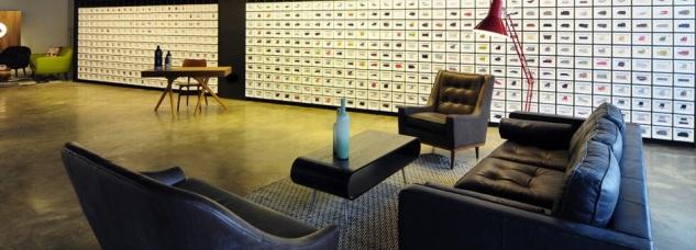 Made.com - temporary showroom